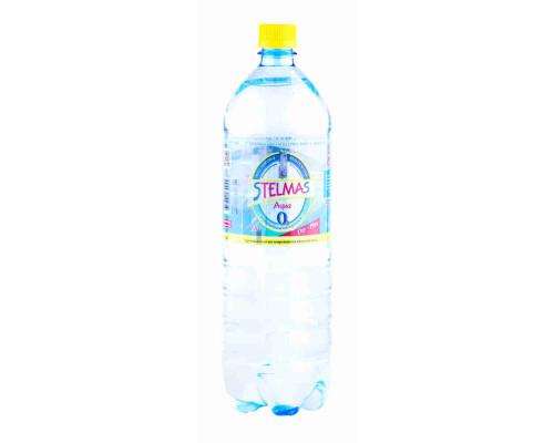 Вода минеральная Stelmas О2 н/газ 1.5л пэт