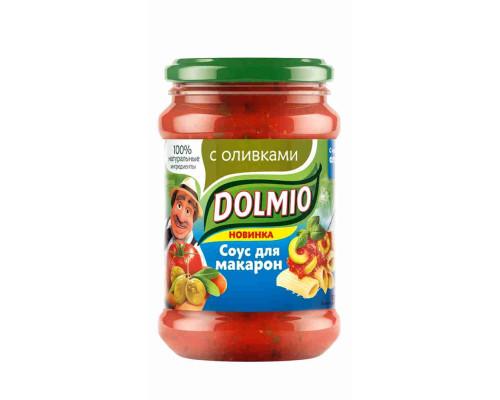 Соус Dolmio с оливками 350г