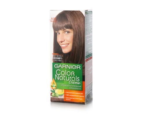 Крем-краска для волос Garnier Color Naturals Cr?me 6.25 Шоколад ТМ Garnier (Гарньер)