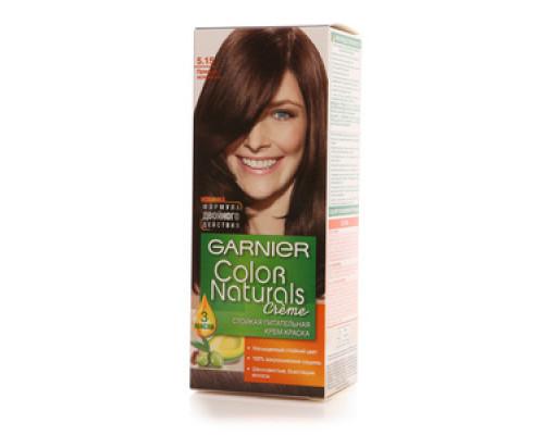 Стойкая питательная крем-краска 'Color Naturals' 5.15 пряный эспрессо ТМ Garnier (Гарньер)