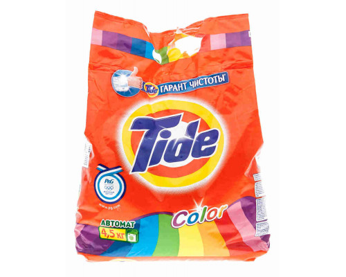 Стиральный порошок Tide Color автомат 4.5 кг