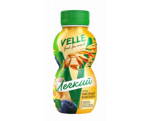 Продукт овсяный Velle коктейль слива 250г