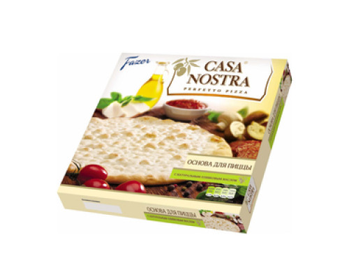 Основа для пиццы ТМ Casa Nostra (Каза Ностра), 2 шт