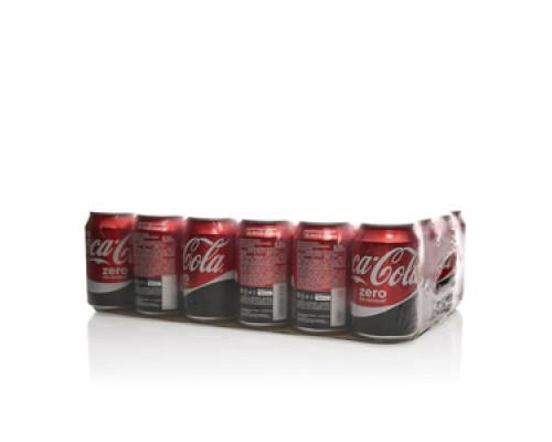 Coca-Cola zero (Кока-кола зиро) ТИ Coca-Cola (Кока-Кола), 24*0,33л