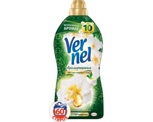 Кондиционер для белья VERNEL Пион и хлопок, 1,82 л