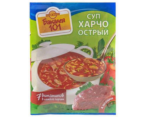Суп Русский продукт харчо острый 60г
