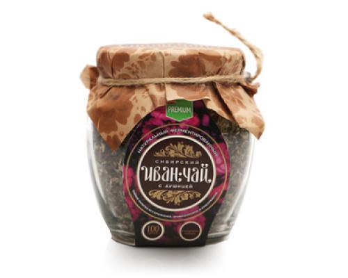 Чайный напиток с душицей ТМ Сибирский иван-чай