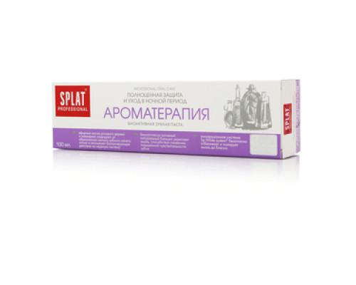 Биоактивная зубная паста Ароматерапия TM Splat (Сплат)