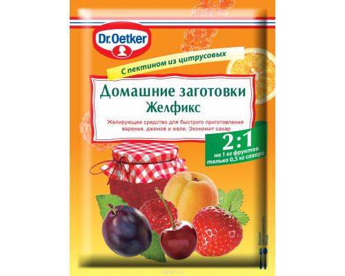 Желирующее средство ЖЕЛФИКС Д-р.Оеткер 25 мл