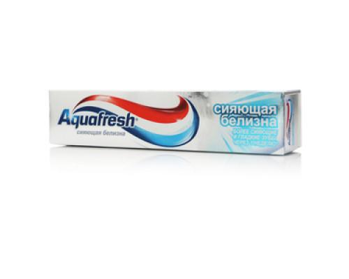 Зубная паста Aquafresh Сияющая белизна TM Aquafresh (Аквафреш)