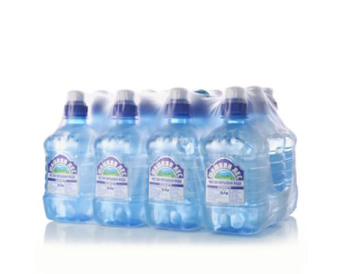 Вода питьевая негазированная Спорт 12*0,4л ТМ Шишкин лес