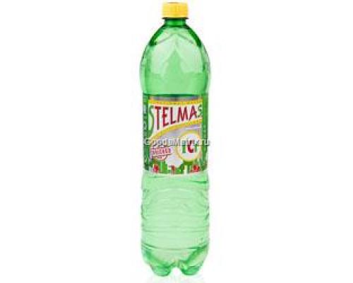 Вода ТМ Stelmas (Стэлмас) (ZN,SE), питьевая, негазированная, 1,5 л