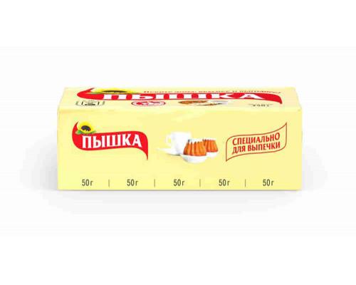 Маргарин д/выпечки Пышка 250г фольга