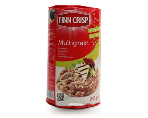 Хлебцы многозерновые ТМ Finn Crisp (Фин Крисп)