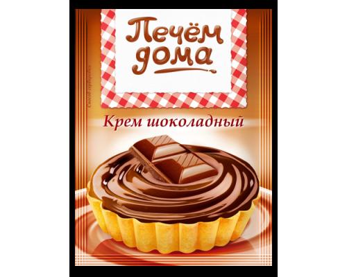 Крем заварной ТМ Печем дома, шоколадный, 120 г