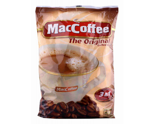 Кофе MacCoffee 3в1 50х20г