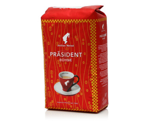 Кофе в зернах Президент ТМ Julius Meinl (Юлиус Майнл)