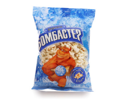 Попкорн с солью ТМ Бомбастер