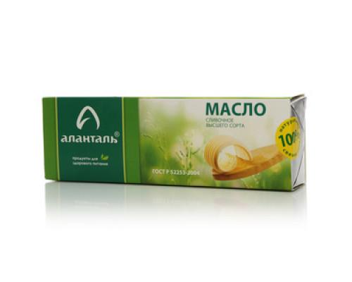 Масло сливочное 79% ТМ Аланталь