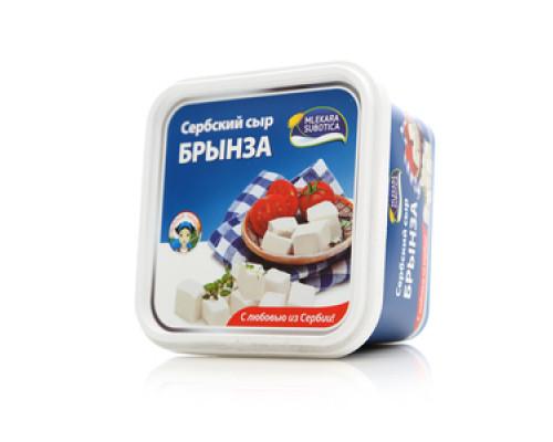 Сыр сербский брынза 45% 500 г