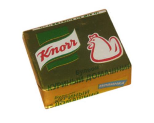 Бульон куриный Knorr (Кнор) домашний