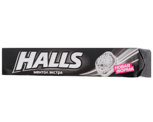 Леденцы ТМ Halls (Холлс) Экстра Стронг, 24,5 г