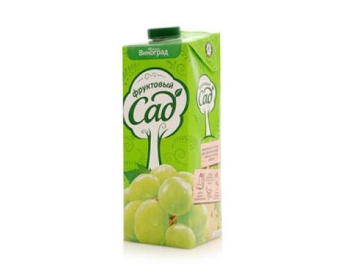 Нектар яблочно-виноградный ТМ Фруктовый Сад
