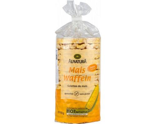 Хлебцы кукурузные ТМ Alnatura (Альнатура), 110 г