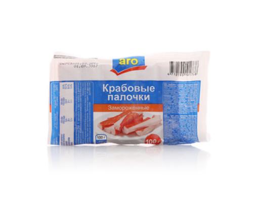 Крабовые палочки замороженные ТМ Aro (Аро)