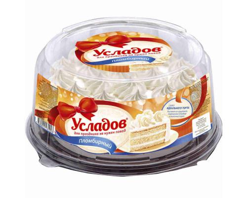 Торт Усладов Пломбирный 750г