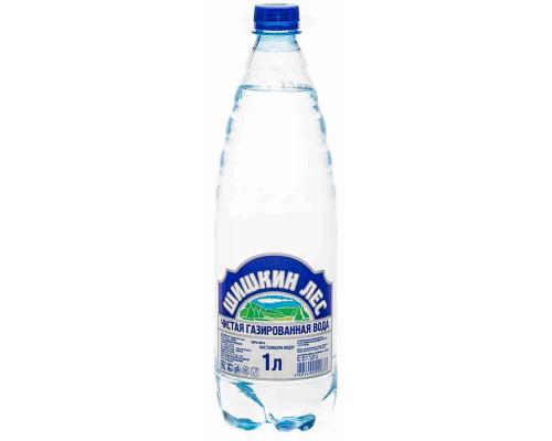 Вода питьевая Шишкин лес газ 1л пэт