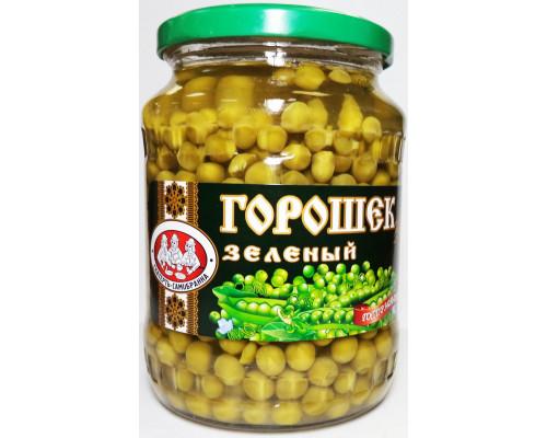 Зеленый горошек ТМ Скатерть-Самобранка, 680 г