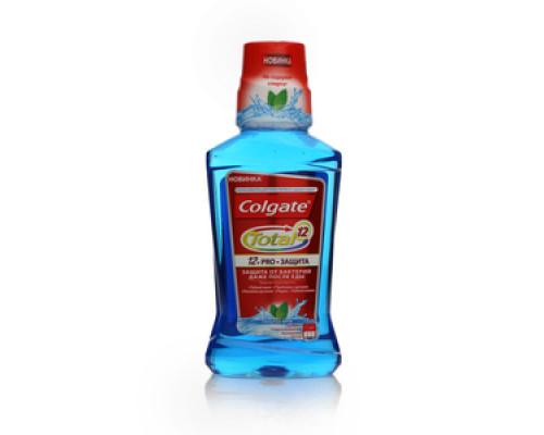 Ополаскиватель для полости рта Total 12 ТМ Colgate (Колгейт)