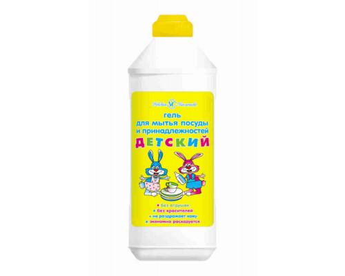 Гель д/мытья посуды Невская косметика Детский 500мл