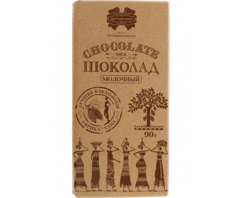 Шоколад ТМ Коммунарка, молочный 68% 90 г
