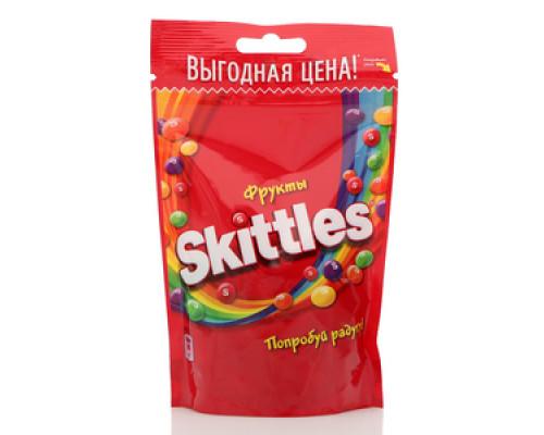 Драже Фрукты ТМ Skittles (Скитлс)