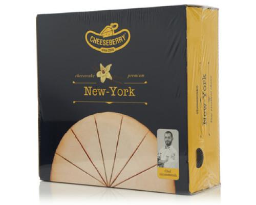 Чизкейк New York (Нью Йорк) замороженный ТМ Cheeseberry (Чизберри)
