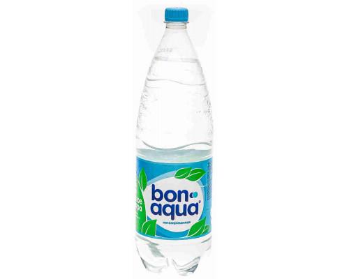 Вода питьевая BonAqua н/газ 2л пэт
