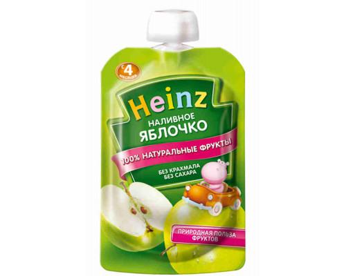 Пюре Heinz Наливное яблочко 100г д/п