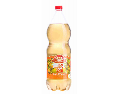 Лимонад Напитки из Черноголовки Буратино б/алк газ 2л пэт