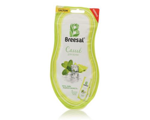 Саше для обуви аромат мяты ТМ Breesal (Бризаль)