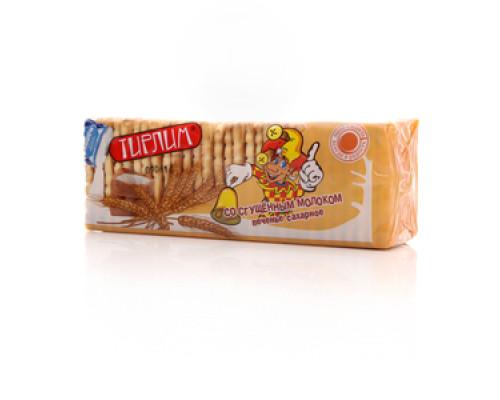 Печенье со сгущенным молоком ТМ Тирлим