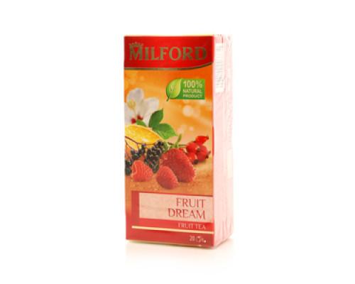 Чай фруктовый 20 пак. ТМ Milford (Милфорд)