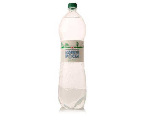 Вода газированная питьевая ТМ Капля росы
