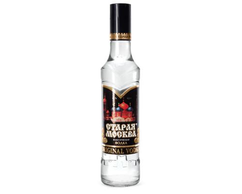 Водка Старая Москва, 40%, 0,5 л