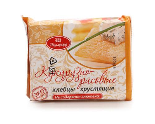 Хлебцы хрустящие кукурузно-рисовые ТМ Шугарофф