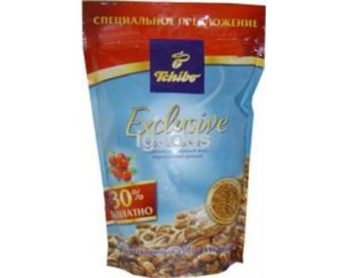 Кофе растворимый Tchibo Exclusive ТМ Tchibo (Чибо) сублимированный