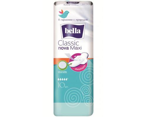 Прокладки ТМ Bella (Белла) Nova Maxi Classic, 10 шт.