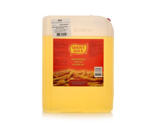 Масло подсолнечное фритюрное Frying oil ТМ Sunny Gold (Санни Голд)