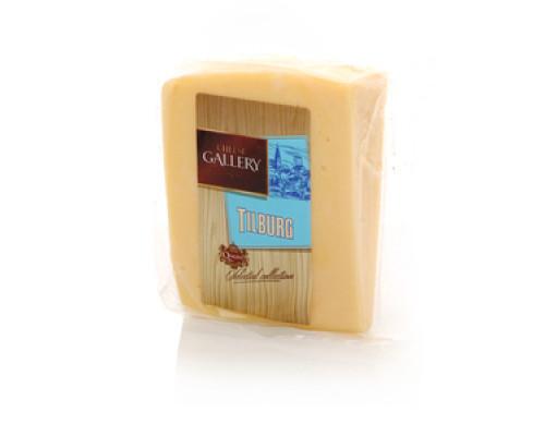 Сыр Тильбург 50% ТМ Cheese Gallery (Чиз Гэллари)